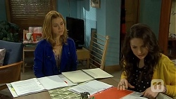 Gemma Reeves, Kate Ramsay in Neighbours Episode 6751