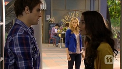 Kyle Canning, Gemma Reeves, Kate Ramsay in Neighbours Episode 6751