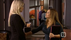 Amber Turner, Terese Willis in Neighbours Episode 6752