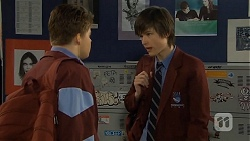 Callum Rebecchi, Bailey Turner in Neighbours Episode 6753