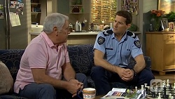 Lou Carpenter, Matt Turner in Neighbours Episode 6753