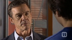 Paul Robinson, Mason Turner in Neighbours Episode 6753