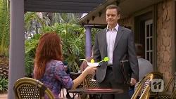 Rhiannon Bates, Paul Robinson in Neighbours Episode 6754