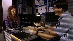 Rhiannon Bates, Matt Turner in Neighbours Episode 6754