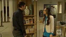 Brad Willis, Imogen Willis in Neighbours Episode 6754