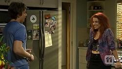 Mason Turner, Rhiannon Bates in Neighbours Episode 6754