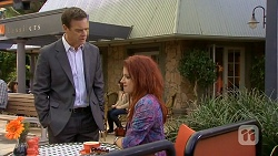 Paul Robinson, Rhiannon Bates in Neighbours Episode 6754