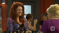 Rhiannon Bates, Sheila Canning in Neighbours Episode 6755