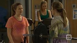 Josie Lamb, Sonya Rebecchi in Neighbours Episode 6756