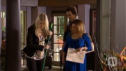 Amber Turner, Mason Turner, Terese Willis in Neighbours Episode 6756