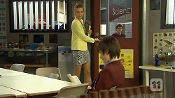Gemma Reeves, Bailey Turner in Neighbours Episode 6756