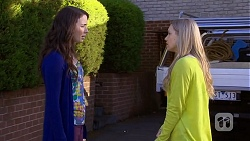 Kate Ramsay, Georgia Brooks in Neighbours Episode 6757