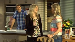 Matt Turner, Amber Turner, Lauren Turner in Neighbours Episode 6757