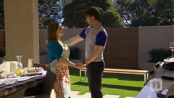 Terese Willis, Brad Willis in Neighbours Episode 6757
