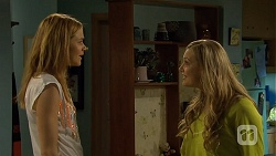 Gemma Reeves, Georgia Brooks in Neighbours Episode 6757