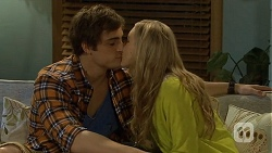 Kyle Canning, Georgia Brooks in Neighbours Episode 6757