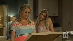 Lauren Turner, Amber Turner in Neighbours Episode 6757