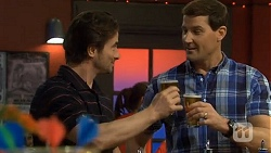 Brad Willis, Matt Turner in Neighbours Episode 6757