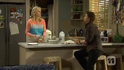 Lauren Turner, Brad Willis in Neighbours Episode 6758