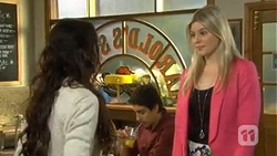 Imogen Willis, Amber Turner in Neighbours Episode 6758