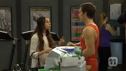 Imogen Willis, Josh Willis in Neighbours Episode 6758