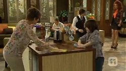 Susan Kennedy, Karl Kennedy, Mason Turner, Jackson Bates, Rhiannon Bates in Neighbours Episode 6758