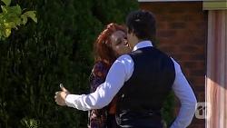 Rhiannon Bates, Mason Turner in Neighbours Episode 6758