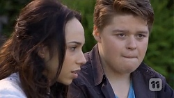 Imogen Willis, Callum Jones in Neighbours Episode 6759