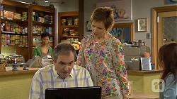 Karl Kennedy, Susan Kennedy in Neighbours Episode 6759