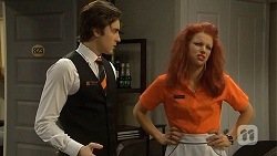 Mason Turner, Rhiannon Bates in Neighbours Episode 6759