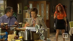 Karl Kennedy, Susan Kennedy, Rhiannon Bates in Neighbours Episode 6759