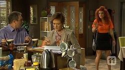 Karl Kennedy, Susan Kennedy, Rhiannon Bates in Neighbours Episode 6759