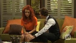 Rhiannon Bates, Mason Turner in Neighbours Episode 6760