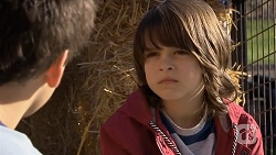 Chris Pappas, Jackson Bates in Neighbours Episode 6760