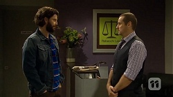 Eric Edwards, Toadie Rebecchi in Neighbours Episode 6761