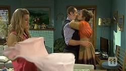 Georgia Brooks, Toadie Rebecchi, Sonya Mitchell in Neighbours Episode 6761