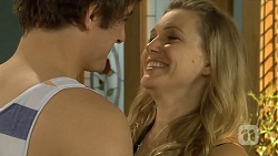 Kyle Canning, Georgia Brooks in Neighbours Episode 6761