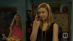 Georgia Brooks, Gemma Reeves in Neighbours Episode 6761