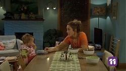 Nell Rebecchi, Sonya Mitchell in Neighbours Episode 6761