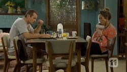 Toadie Rebecchi, Sonya Mitchell in Neighbours Episode 6762
