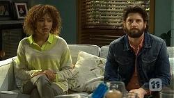 Mandy Edwards, Eric Edwards in Neighbours Episode 6762
