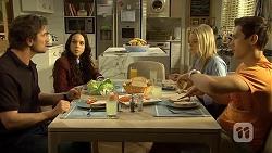 Brad Willis, Imogen Willis in Neighbours Episode 6762