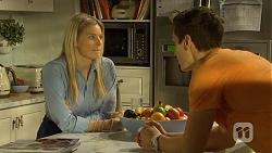 Amber Turner, Josh Willis in Neighbours Episode 6762