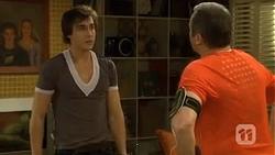 Mason Turner, Karl Kennedy in Neighbours Episode 6764