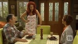 Karl Kennedy, Rhiannon Bates, Susan Kennedy in Neighbours Episode 6764