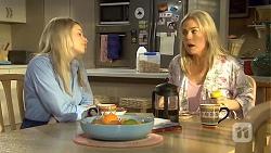 Amber Turner, Lauren Turner in Neighbours Episode 6764