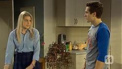 Amber Turner, Josh Willis in Neighbours Episode 6764