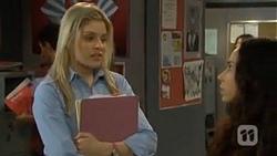 Amber Turner, Imogen Willis in Neighbours Episode 6764