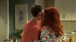 Mason Turner, Rhiannon Bates in Neighbours Episode 6764