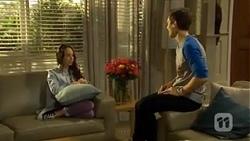 Imogen Willis, Josh Willis in Neighbours Episode 6764